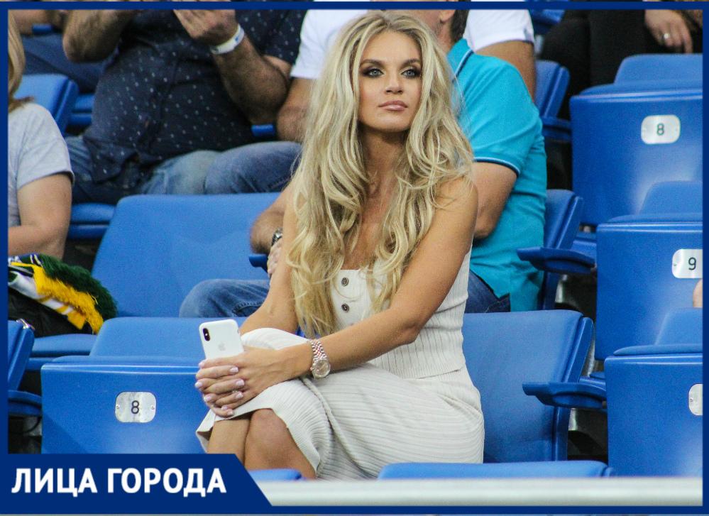 «Хейтеры— это явление природы»: красавица-жена футболиста Песьякова Ксения околонизации Марса, зависти винтернете иоткрытых ростовчанах