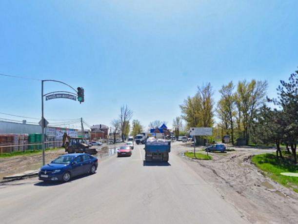 Новую транспортную развязку построят на проблемном перекрестке в Ростове