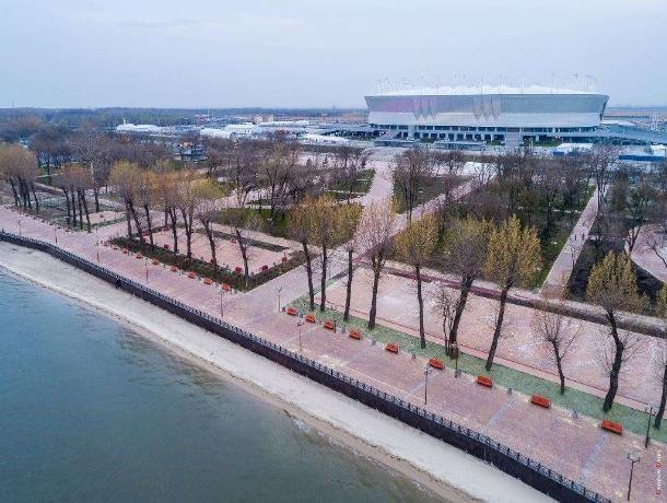 Силовики заинтересовались ростовским парком Левобережный