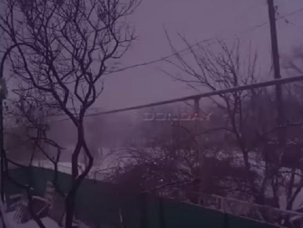 Уникальное погодное явление сняли на видео шокированные жители под Ростовом