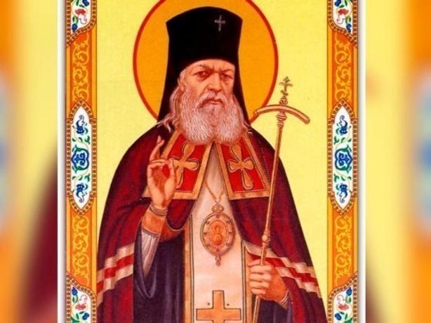 21 апреля в Ростов-на-Дону прибудут мощи русского святителя Луки