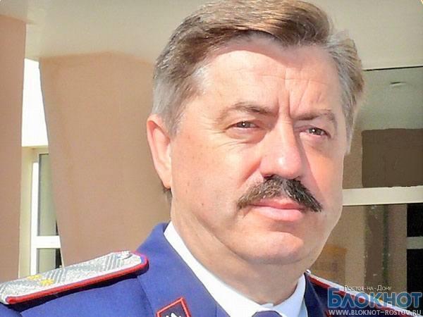 Атаман Всевеликого Войска Донского Виктор Водолацкий покидает свой пост