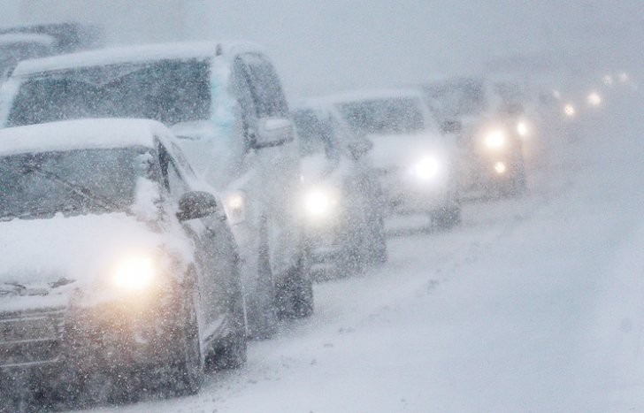Из-за непогоды в Ростовской области ограничили движение пассажирского транспорта