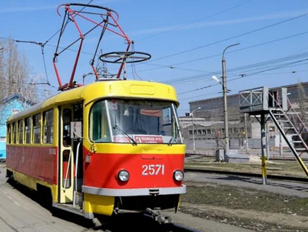 Старинный волгоградский трамвай позаимствовали для съемок фильма в Ростовской области