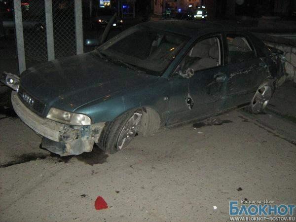 В Ростове студент-первокурсник на Audi A 4 насмерть сбил пенсионерку на тротуаре