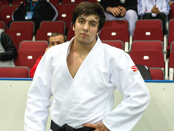 Третье место на европейском первенстве по дзюдо завоевал ростовчанин