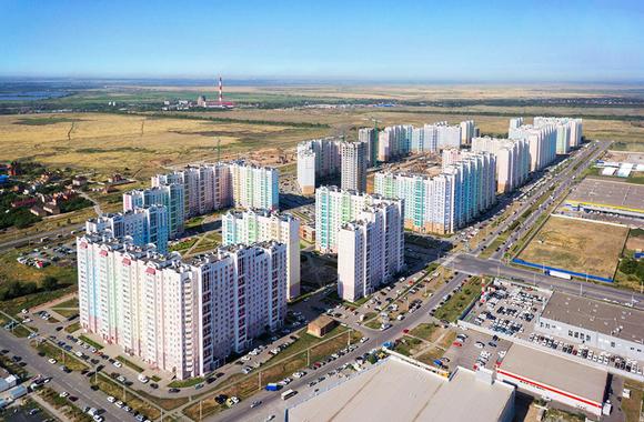 Самый большой парк Ростова предложено сделать на Левенцовке
