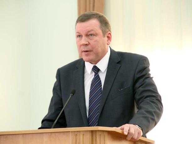 Игоря Зюзина почти единогласно выбрали сити-менеджером Новочеркасска местные депутаты
