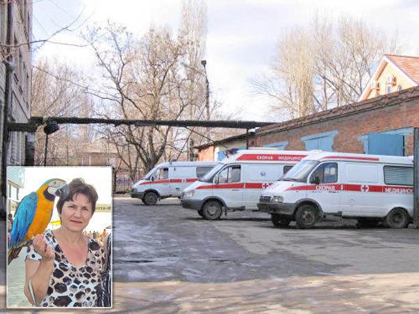В Ростове 60-летняя женщина умерла, не дождавшись скорую помощь