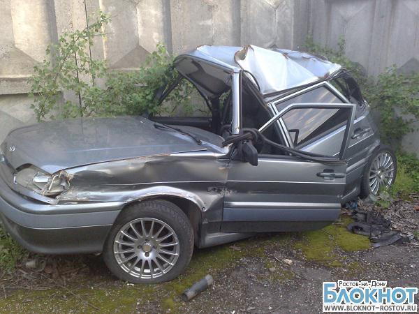 В Ростовской области сотрудники ГИБДД проводят «экскурсии» на «кладбище» разбитых машин начинающим водителям