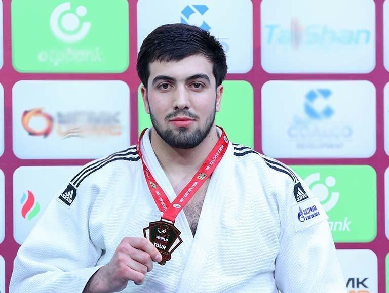 Дзюдоист из Ростова выиграл золото на этапе «Большого шлема»
