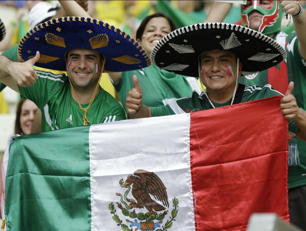 Около 20 тысяч мексиканских болельщиков нагрянут в Ростов во время матчей ЧМ-2018