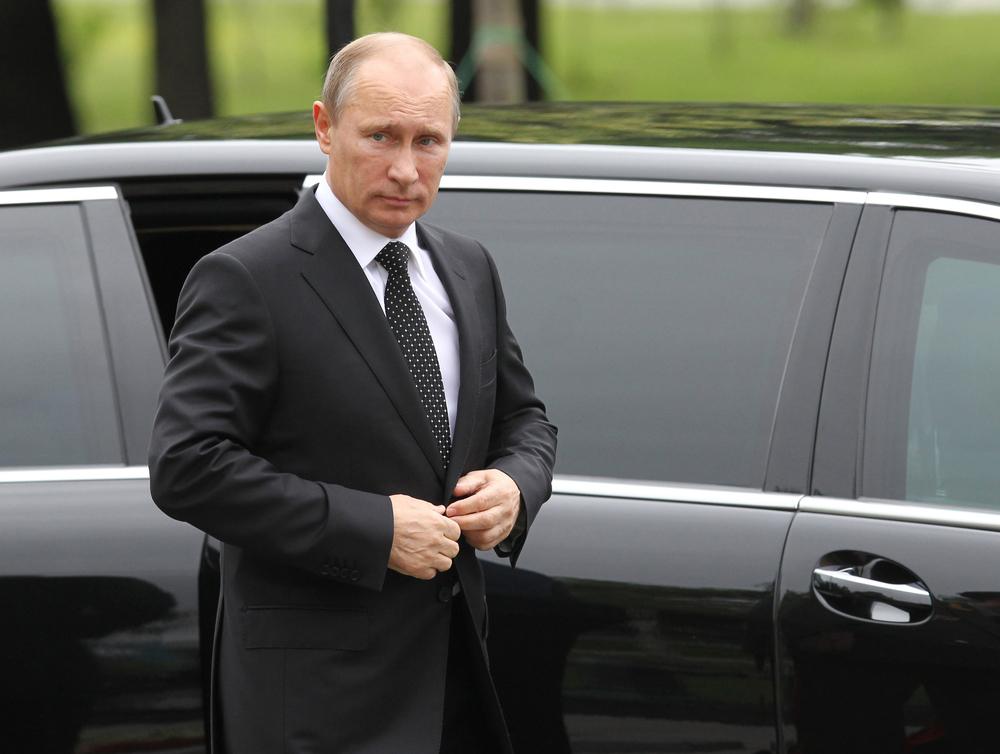 Визит президента в Ростов: следим в режиме онлайн