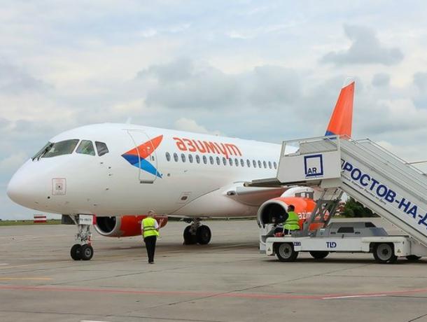 В авиакомпании «Азимут» поделились планами о новых рейсах