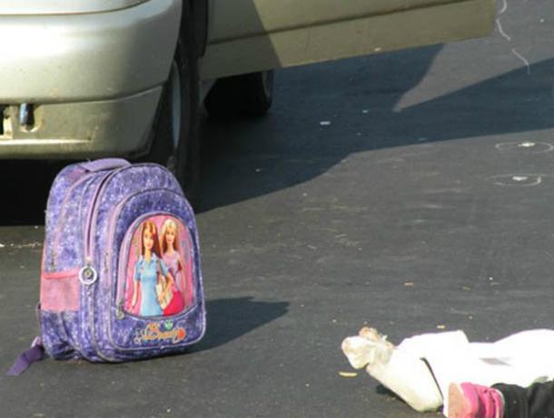 Водитель «Газели» задавил 11-летнюю школьницу на пешеходном переходе в Ростовской области