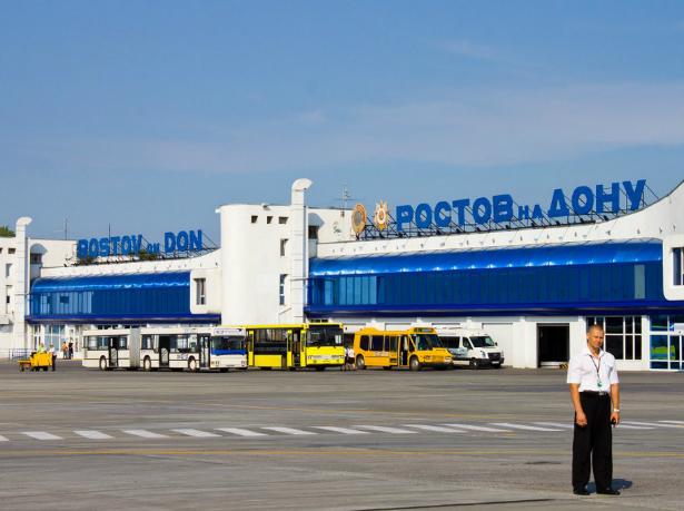 Огромная перехватывающая парковка откроется в старом аэропорту Ростова