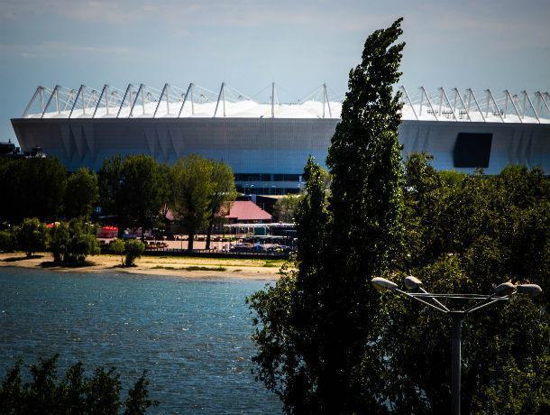 Первый корпоратив на «Ростов-Арене» пройдет 9 августа