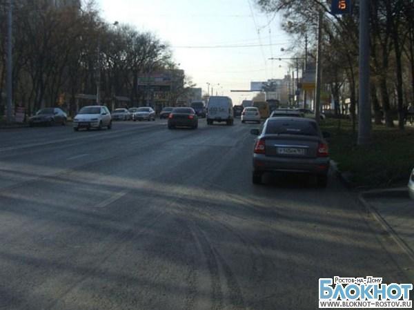 11 магистралей Ростова-на-Дону признаны наиболее аварийными