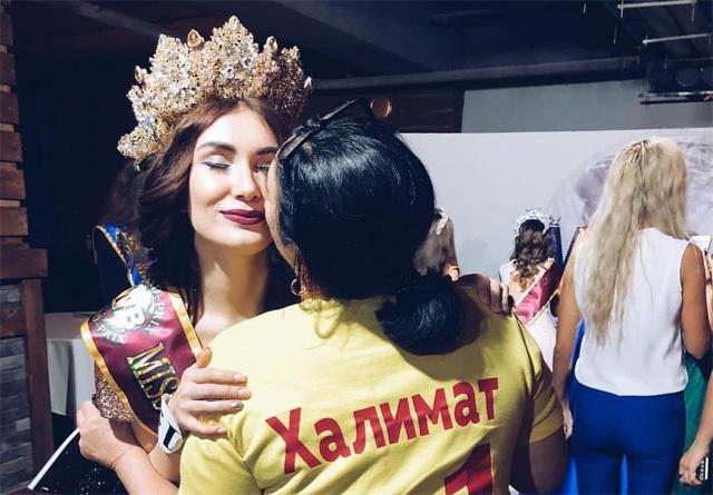 Ростовчанка завоевала титул «Мисс мировая красавица-2018»