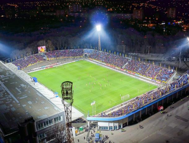 Тогда и сейчас: почти 90 лет верой и правдой служит ростовчанам стадион «Олимп-2»