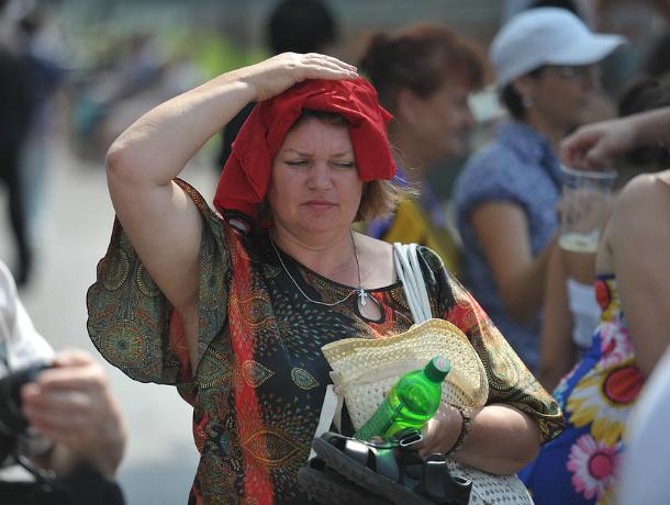 Жарким и солнечным выдастся начало рабочей недели в Ростове