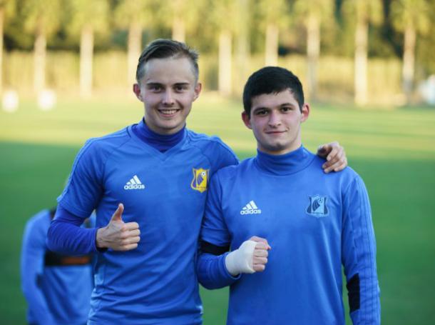 Двух футболистов «Ростова» вызвали в молодежную сборную России