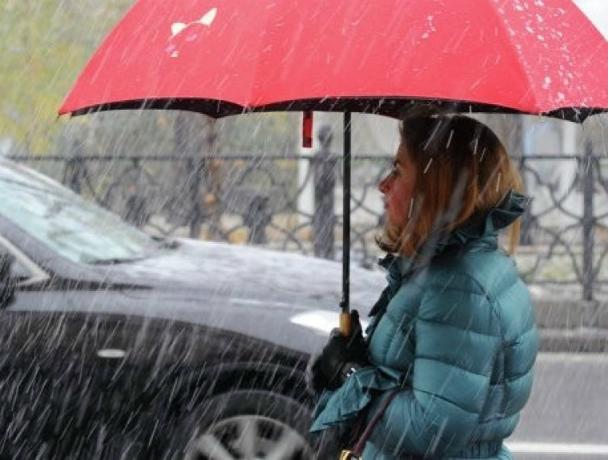 Ледяной дождь со снегом и северный ветер подпортят предпраздничное настроение жителям Ростова
