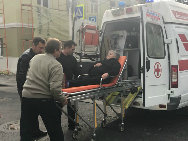 Поймавший «белку» алкоголик до крови избил старушек в центре Ростова