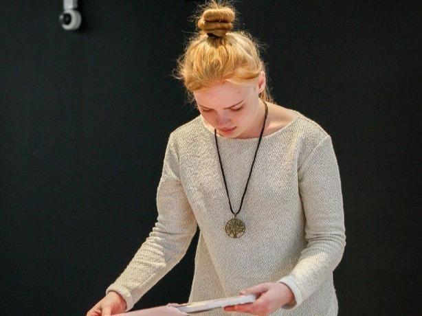 Школьница из Ростовской области поборется в Москве за звание Чемпиона России по чтению вслух