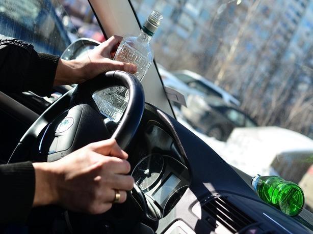 Число бестолковых пьяных водителей в Ростовской области растет как на «дрожжах»