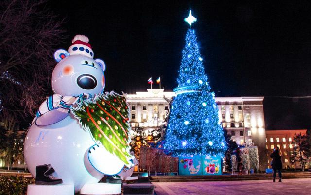 Ростов-на-Дону вошел в топ-10 новогодних направлений у россиян