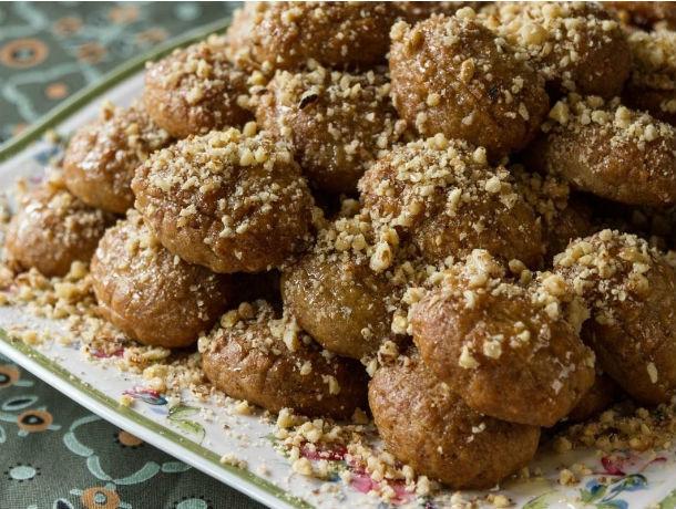 Просто тает во рту: вкуснейший греческий десерт смогут попробовать ростовчане в новогоднюю ночь