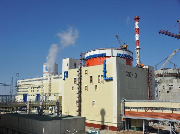 В Ростовской области загрузили ядерное топливо в активный реактор АЭС