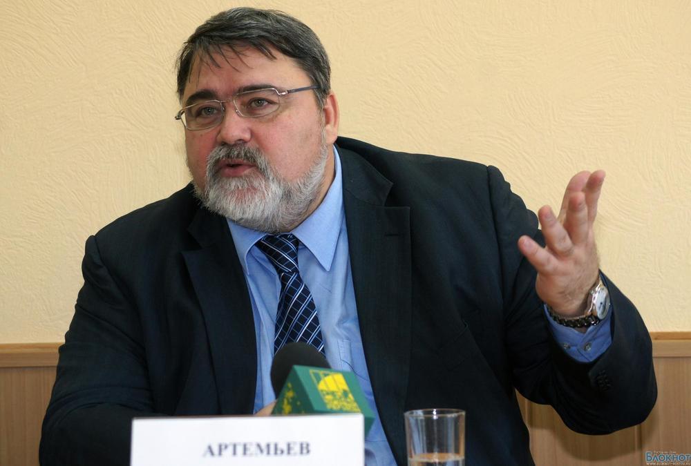 Руководитель ФАС Игорь Артемьев встретился с ростовскими коллегами