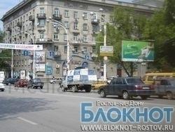 Центр Ростова-на-Дону очистят от старых рекламных щитов