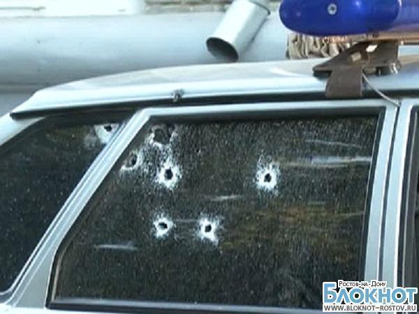 Ростовчане устроили стрельбу по полицейской машине при ограблении Сбербанка  под Воронежем