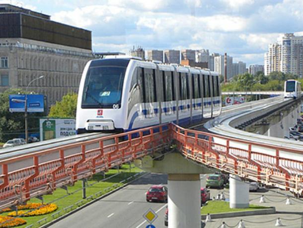 Наземное метро с трамваями появится в Ростове вместо подземного