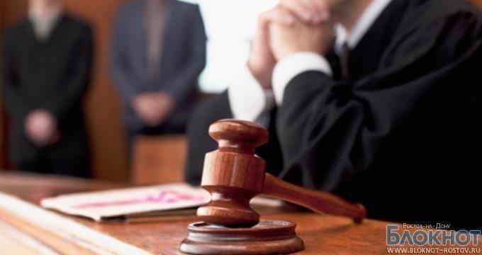 В Ростовской области осужденный едва не задушил судью