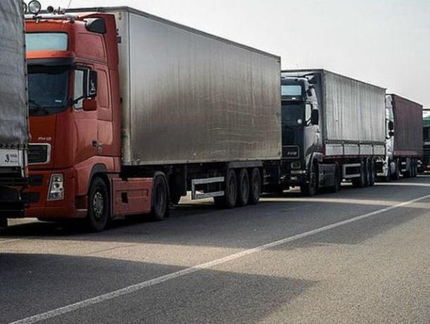 Владельцам грузовиков рассказали о серьезных запретах на ЧМ-2018 в Ростове