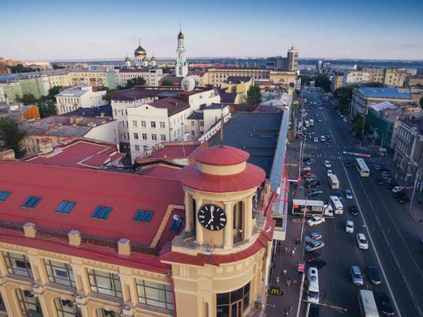 Административным центром области могут сделать Ростов депутаты заксобрания