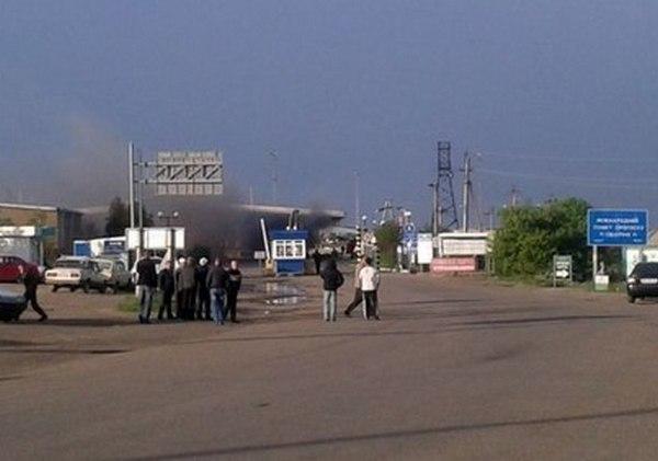 Таможня подтвердила информацию о закрытии поста на границе Украины и Ростовской области