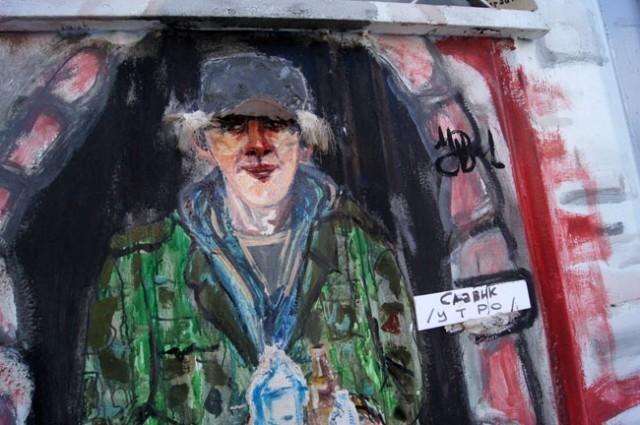 Не оцененный властями местный Пиросмани остался без работы в родном Ростове