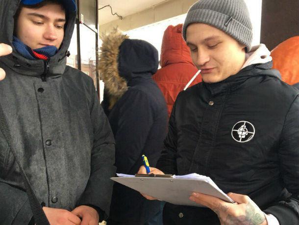 Жириновский обошел Грудинина на выборах в Ростове