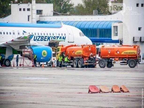 Аэропорт Ростова показал свою секретную диспетчерскую аэролюбителям