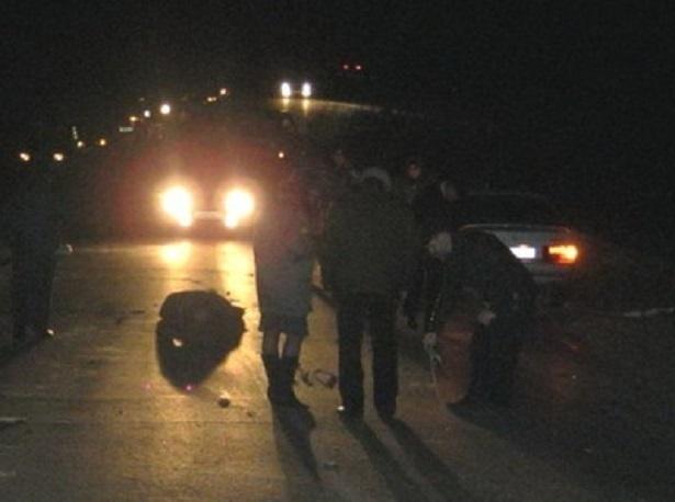 Смертельный наезд иномарки на мужчину возмутил жителей микрорайона Суворовский в Ростове