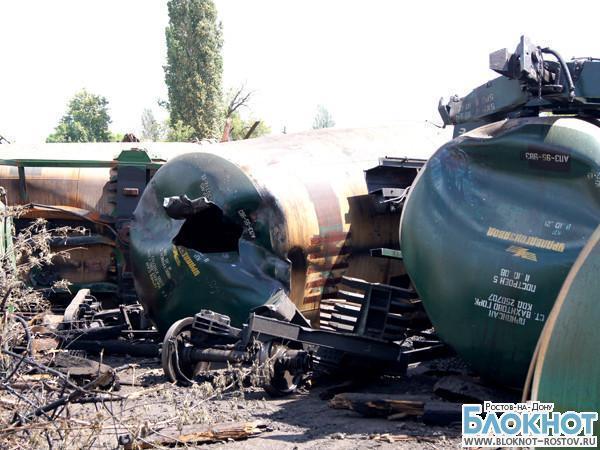 Помощник машиниста, рухнувшего в Белой Калитве поезда, сбежал из больницы