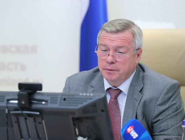 Обманутые дольщики и взяточники подкосили рейтинг губернатора Василия Голубева