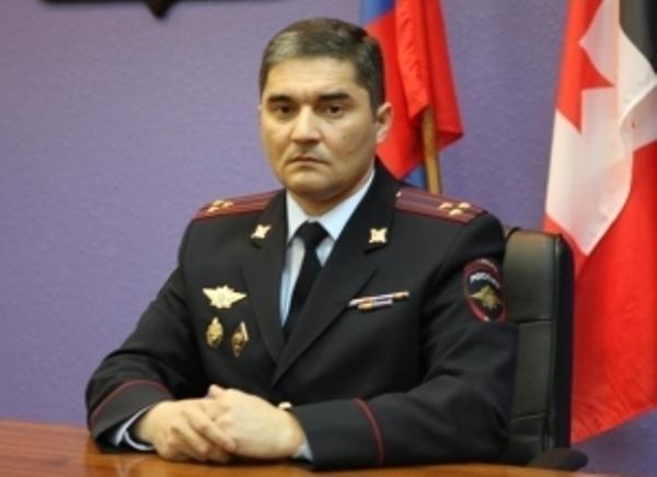 Новый начальник полиции Ростовской области прибыл на Дон из Удмуртии