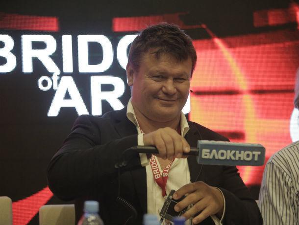 Олег Тактаров в Ростове ответил Хабибу на приглашение в Дагестан