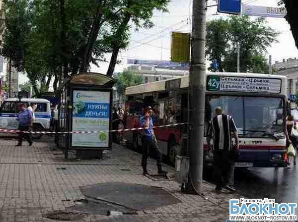 В Ростове вынесен приговор водителю автобуса, зарезавшему пассажира на остановке